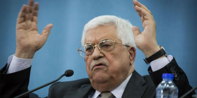On Friday, Palestinian Authority (PA) President Mahmoud Abbas announced that he is cutting off all ties with Israel due to the security measures recently installed on the Temple Mount