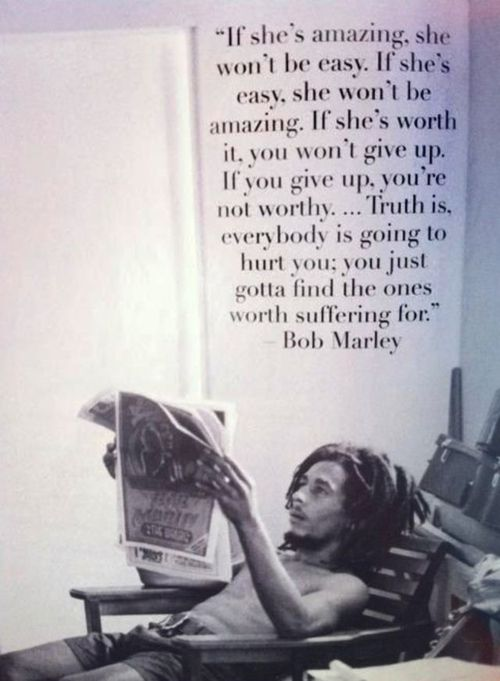 by: Bob Marley from: High End Hippy | Words are the key ... | Pinterest | Quotes, Bob marley quotes and Love Quotes