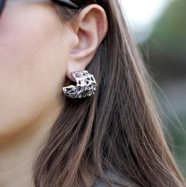 Earrings Ikonika Kora collection - Made in Italy