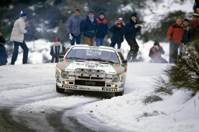 rally monte carlo 1985 lancia 037