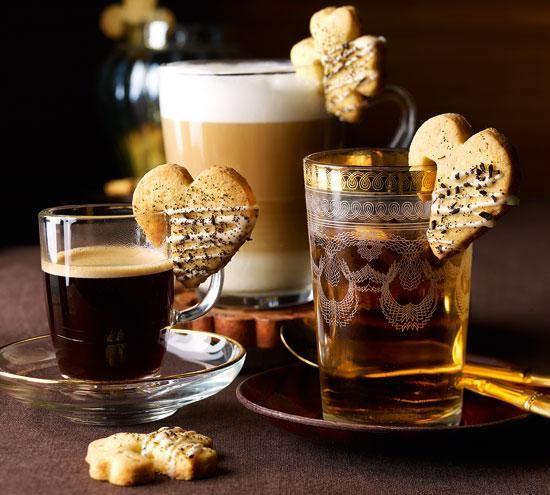 Bourbon-Vanille-Tassenkekse Rezept | Dr.Oetker