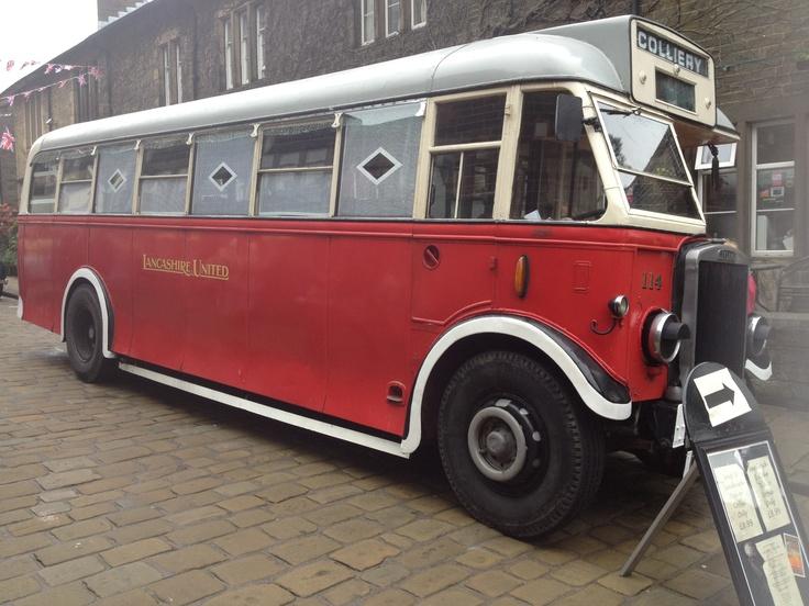 1940's Haworth Bus