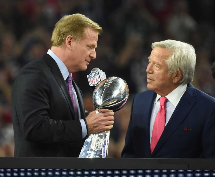 Patriots owner Robert Kraft says Deflategate punishment stemmed from 'envy and jealousy'
