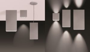 Luminis offers new shape with Syrios Square series