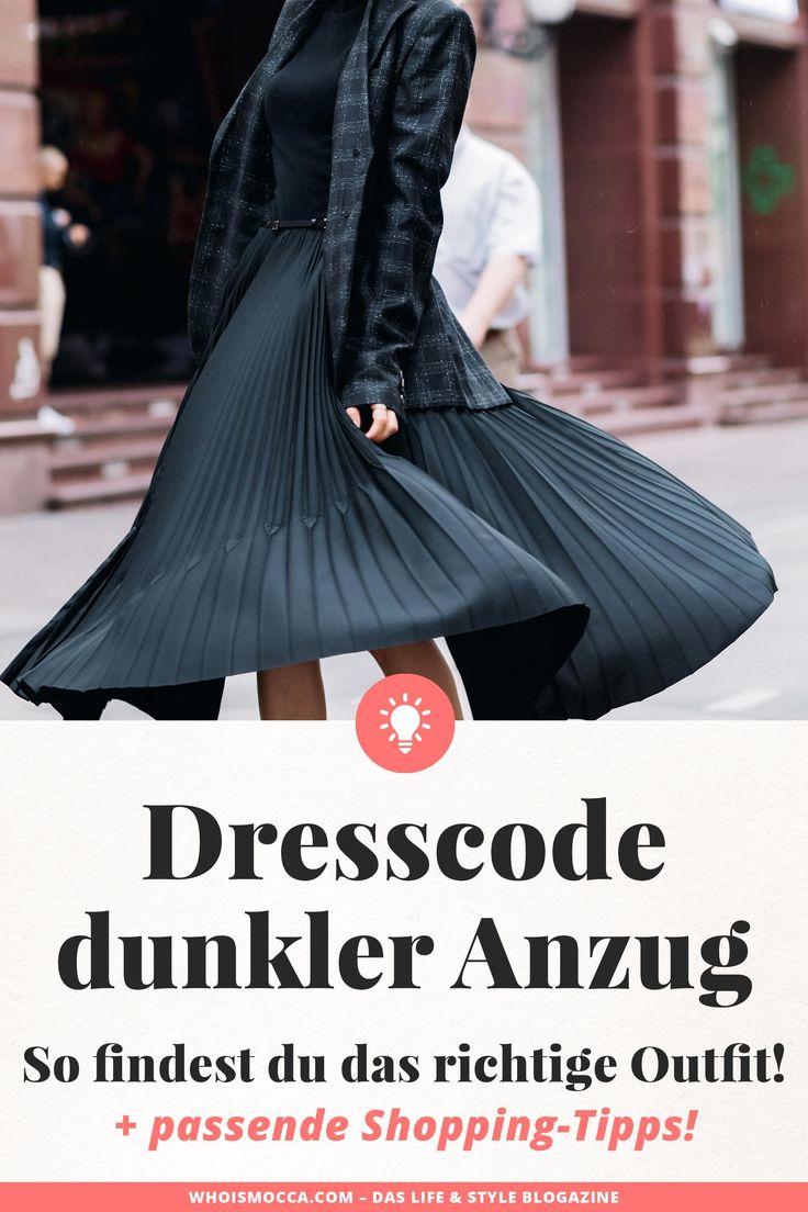 Dresscode-Übersicht: So findest du das richtige Outfit für feierliche Anlässe!