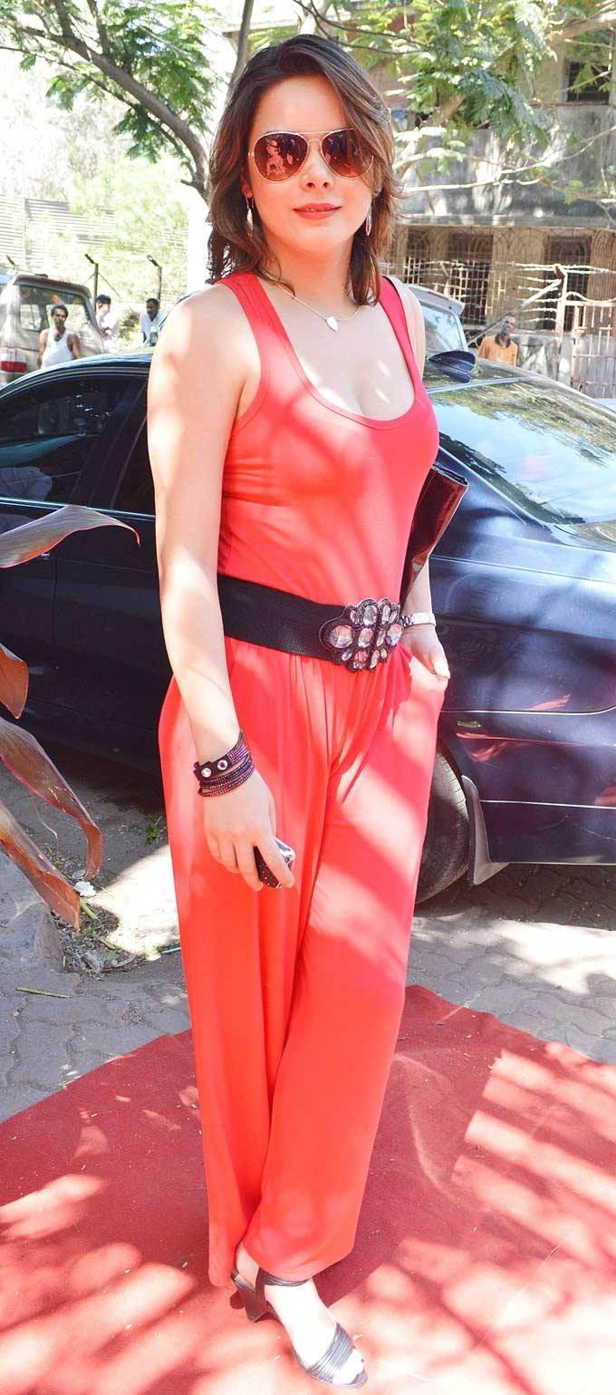 Udita Goswami at the audio launch of 'Aashiqui 2' #Bollywood #Fashion