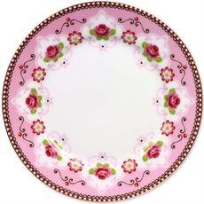 Assiett Blossom Pink 17 cm