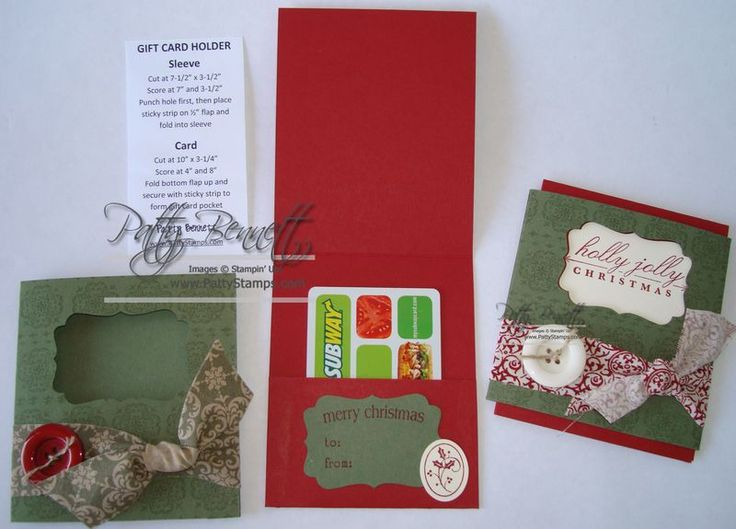 101 best handmade cards gift card holders images on pinterest gift card holders negle Gallery