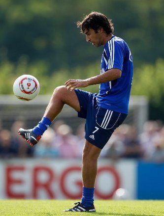 Raul Gonzalez Blanco.