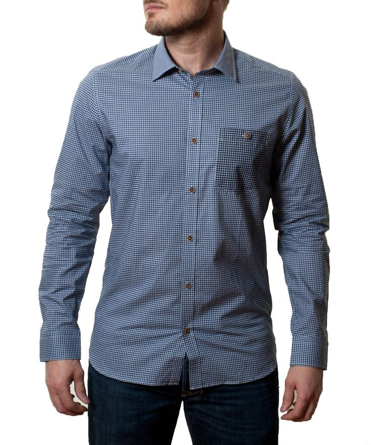 Ted Baker Livalot Long Sleeve Shirt - Cockney Rebel Fashions