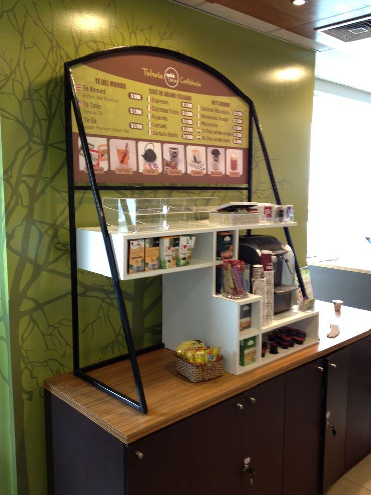 1000 ideas sobre mobiliario para cafeteria en pinterest for Mobiliario cafeteria