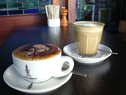Great Coffee, Food, Setting Leura | Lily's Pad Cafe