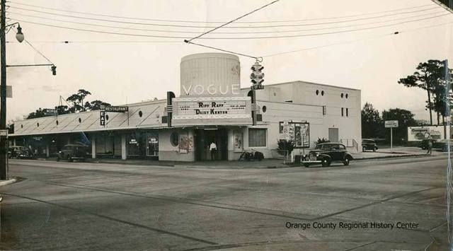 268 best images about Orlando, Florida History on ...