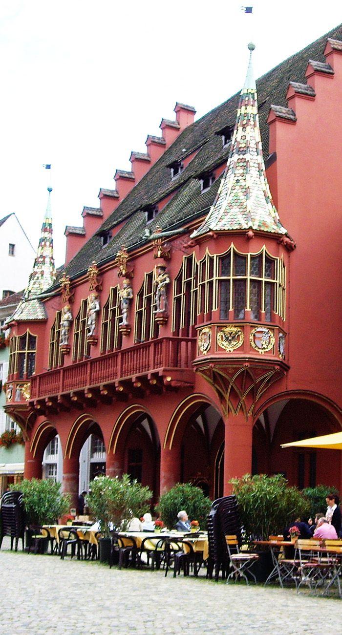 Freiburg Breisgau #travel #Germany #smileshare