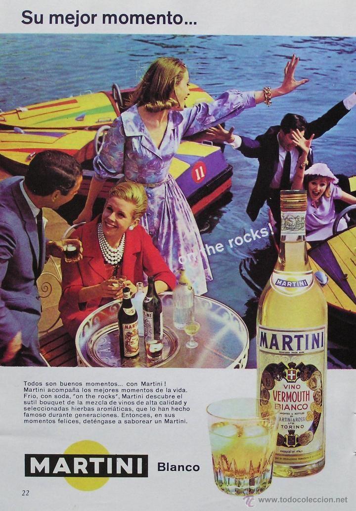 MARTINI. AÑOS 60