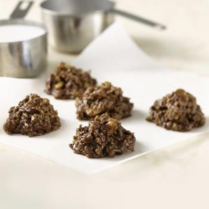 sugar free no-bake-cookies-