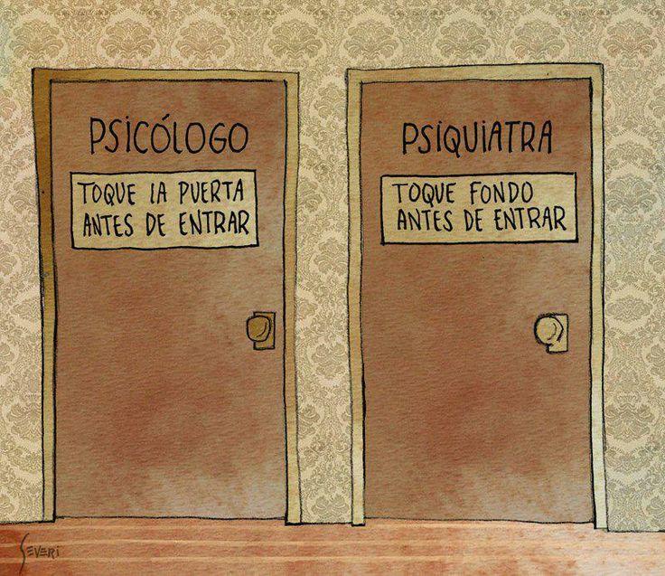 Psicologia versus psiquiatria