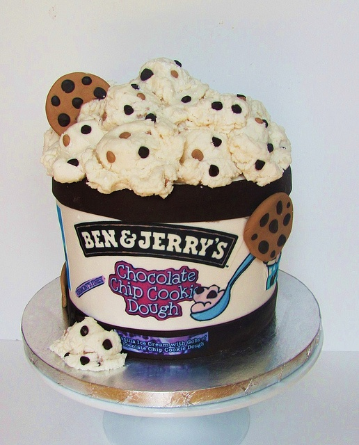 Ben And Jerrys Cake