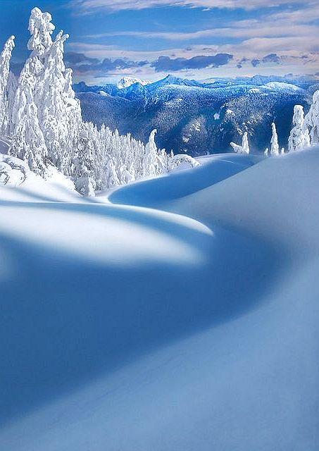 Mt Seymour Provincial Park, #Vancouver, British Columbia