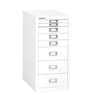 Bisley 8-Drawer Steel Multidrawer Storage Cabinet & Reviews | Wayfair