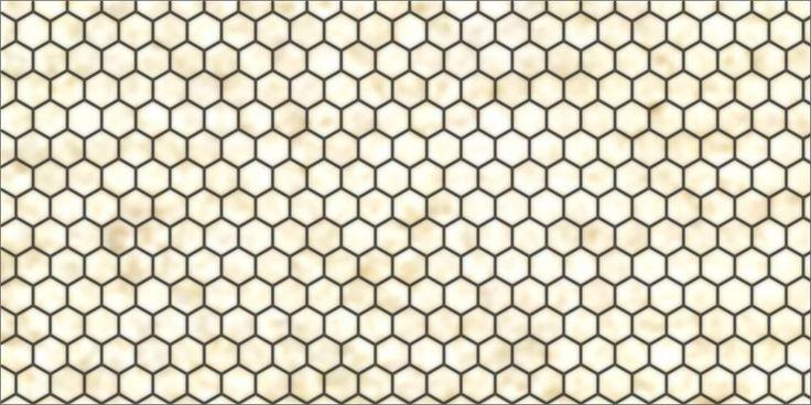 Honeycomb fluorescent light covering