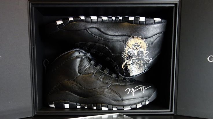 Tinker Hatfield Designed These Exclusive Jordans for Charity