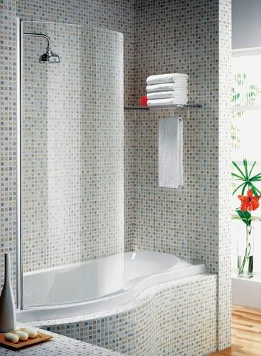 shower tub combo love the shower door
