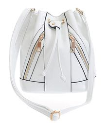 Handbag H 3503 WHT