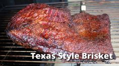 Get Ready for the Best Texas Brisket Recipe Online! Are you ready for the seriously awesome Butcher Paper BBQ Brisket Method?  We are so let's get started
