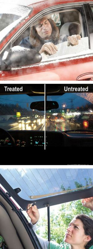 how to fix condensation on car windows