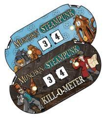 Munchkin Steampunk - Kill-O-Meter - Noble Knight Games