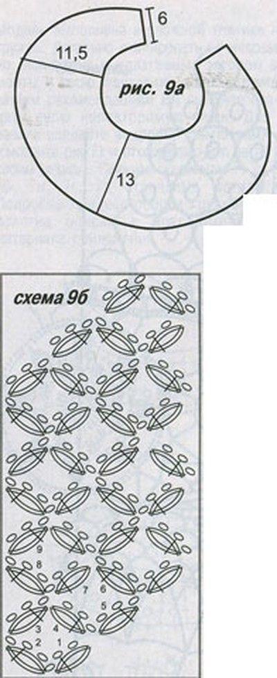koronkowe kolnierzyki na szydelku (11)