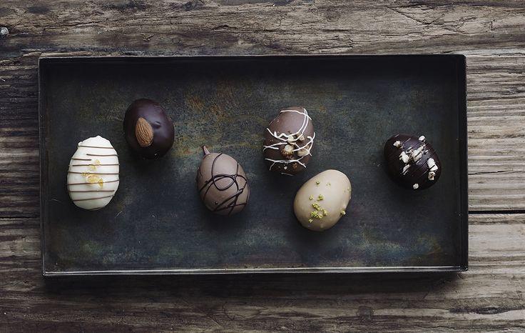 PÅSKEÆG · Chocolate Easter Eggs from Meyers