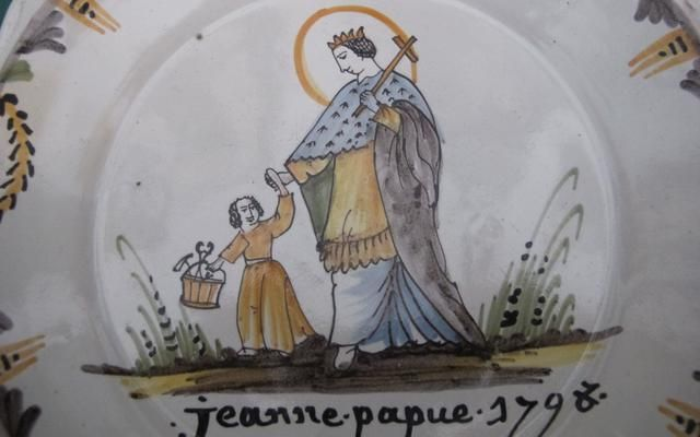 Juana, la mujer Papa