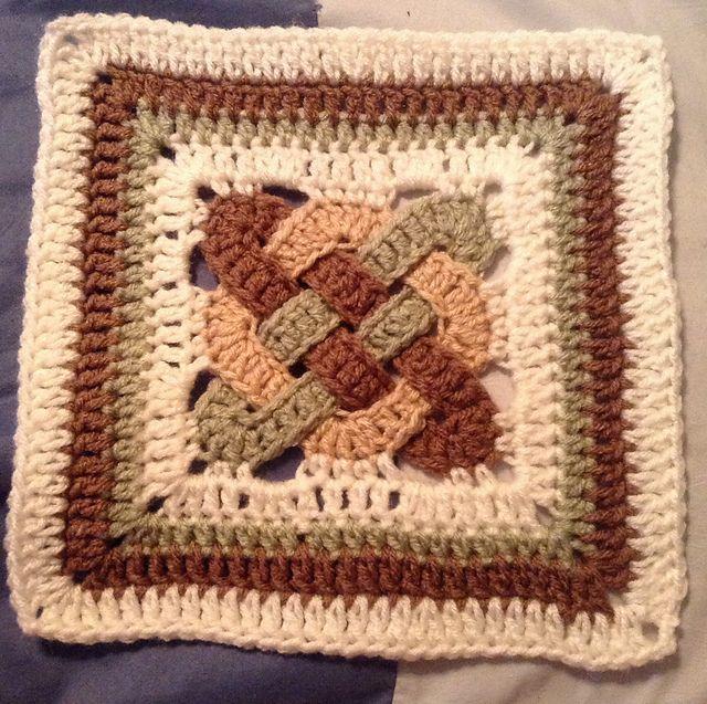 11 mejores imágenes de nudo celta de crochet en Pinterest ...