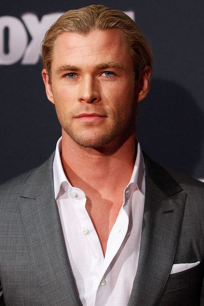 Australian actor Chris Hemsworth
