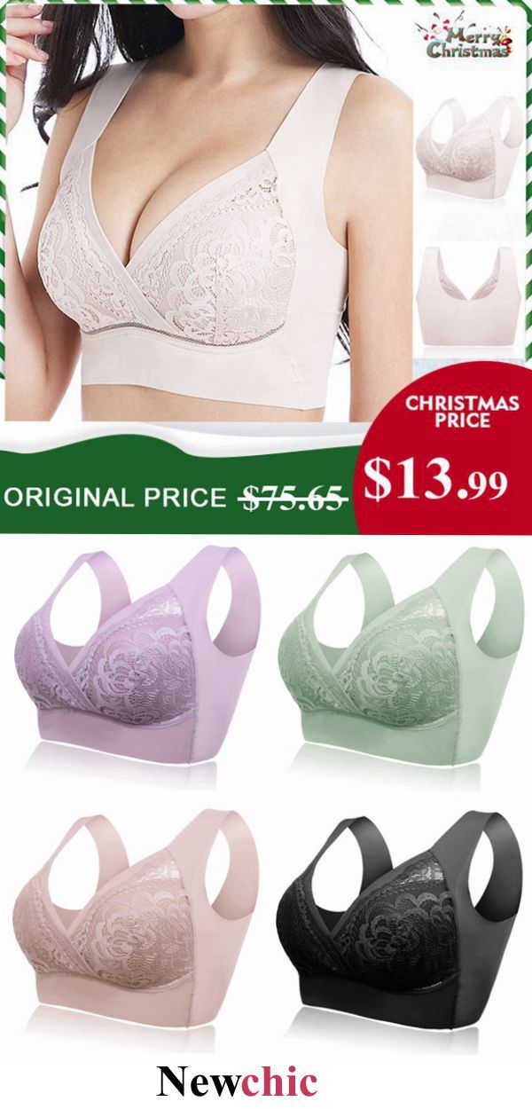 48d73f160 Plus Size Deep Plunge Embroidered Side Support Full Cup Bras  bras  plussize   embroidered