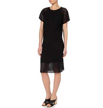 MARCS | Skirts - LACE PENCIL SKIRT ($159)