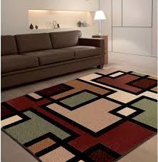 Colorful 5 X 7 Area Rug