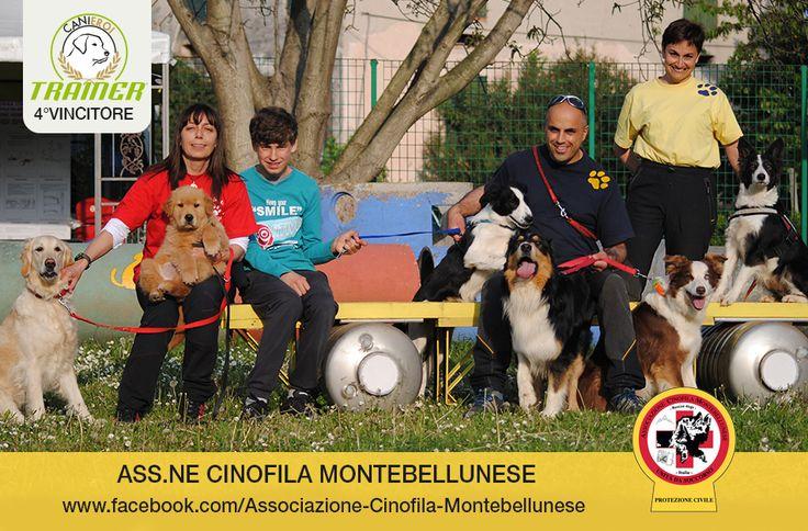 L'Ass.ne Cinofila Montebellunese ci mostra come, con un cane addestrato e un bambino disabile, si possa creare una co-terapia che lega i due profondamente e stimola il bambino. L'ACM è la 4° vincitrice del progetto Trainer Cani Eroi 2015 e verrà sostenuta da Trainer®.