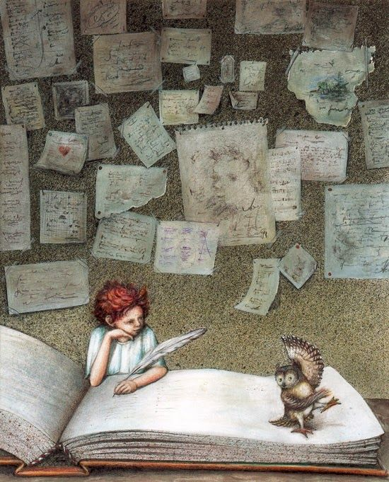 Un taller de escritura creativa para el profesorado. Los 12 temas | PaLaBraS AzuLeS #lengua
