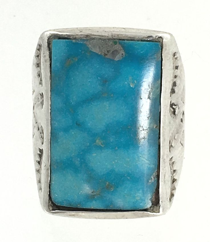 The 25 best Mens turquoise rings ideas on Pinterest Native