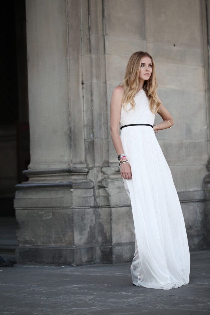 plai-nFashion Outfit, Long Dresses, Wedding Dressses, White Fashion, Maria Lucia, Dresses Outfit, White Maxis, Lucia Hohan, White Gowns