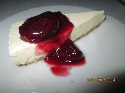 Mis mejores recetas dulces: CHEESECAKE