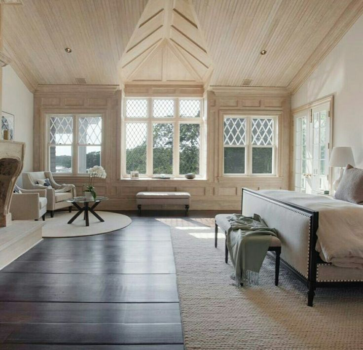 Beyonce's and Jay Z's new Hamptons house bedroom