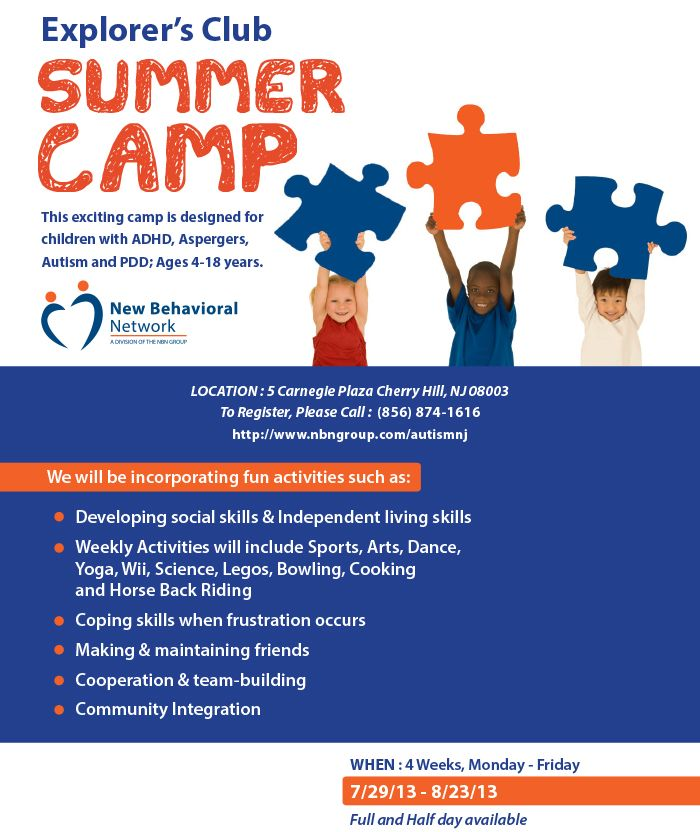 Best Autism  Summer Camps Images On   Summer Camps