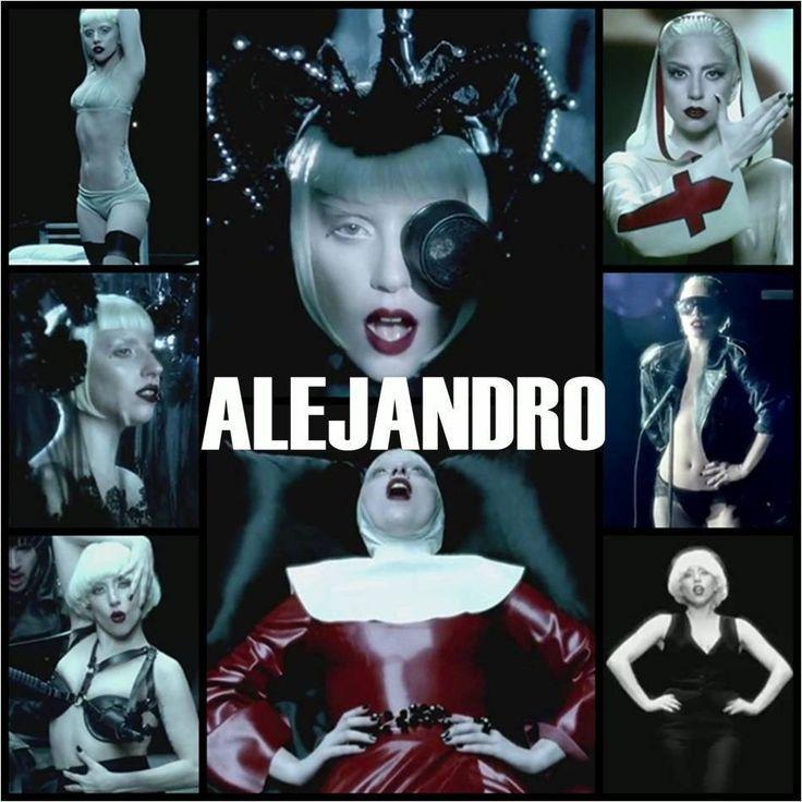 lady gaga alejandro   Lady Gaga Alejandro