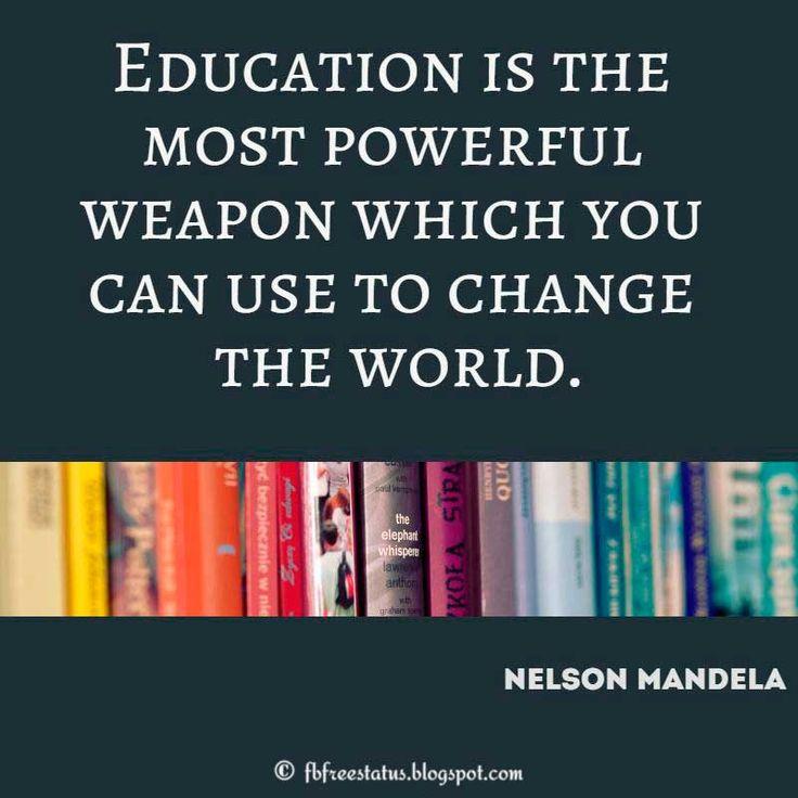 Nelson Mandela Quotes On Change: 1000+ Nelson Mandela Quotes On Pinterest