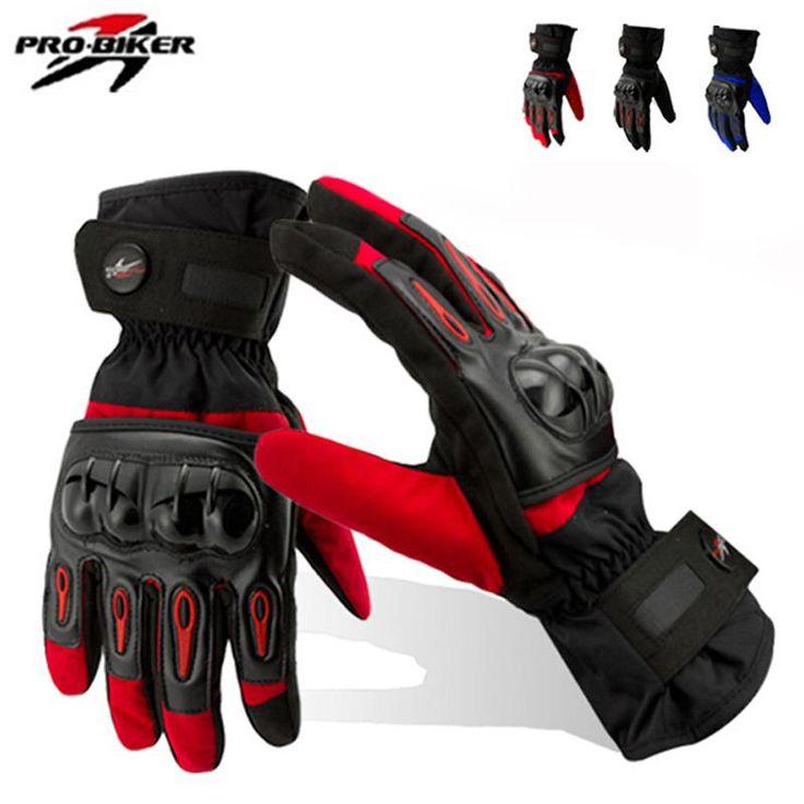 Motorcycle Gloves Racing Waterproof