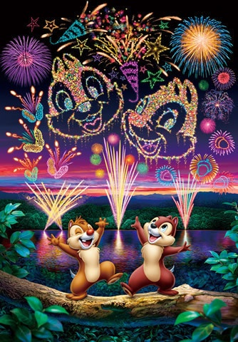 Chip n' Dale-too cute! Don't have a lot of pics of them